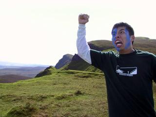 Eric Conveys: FREEEEEEEEDOM!!!!